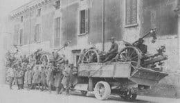 Sposoby transportowania broni w czasie II wojny światowej