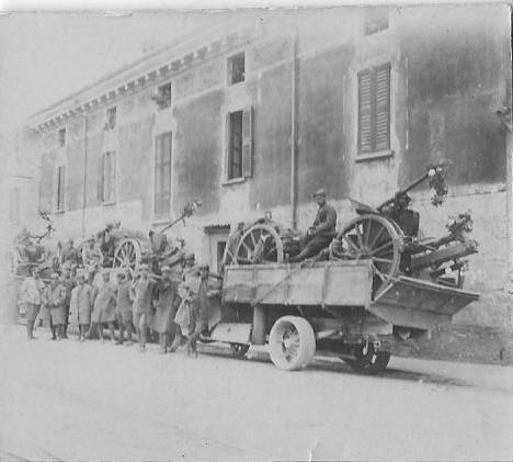 Transport broni