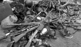 Uzbrojenie w czasie Powstania Warszawskiego