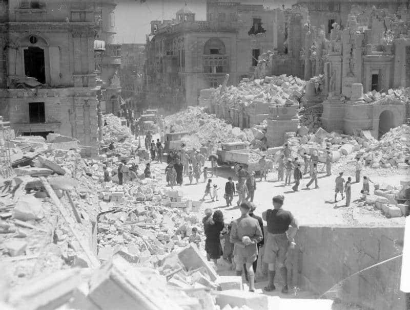 Oblężenie Malty
