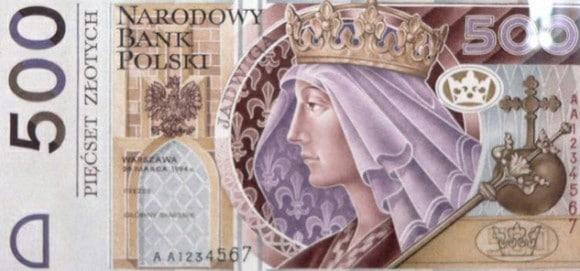 banknot-500-zl-krolowa-jadwiga