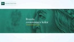 Modernizacja zabezpieczeń polskich banknotów